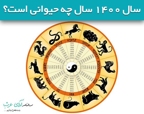 سال 1400 سال چه حیوانی است؟